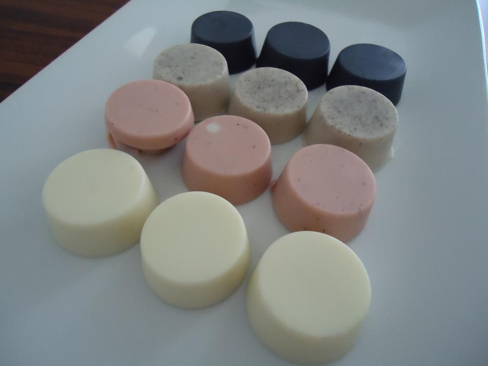 Experiments with Melt & Pour Goat's Milk Soap
