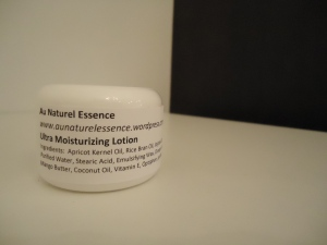 Ultra Moisturizing Lotion by Au Naturel Essence