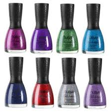 Nubar Nail Polish Colours