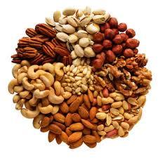 Nuts - Beauty food