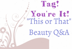 Beauty Tag