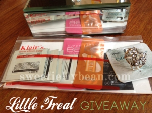 Little Treat Giveaway
