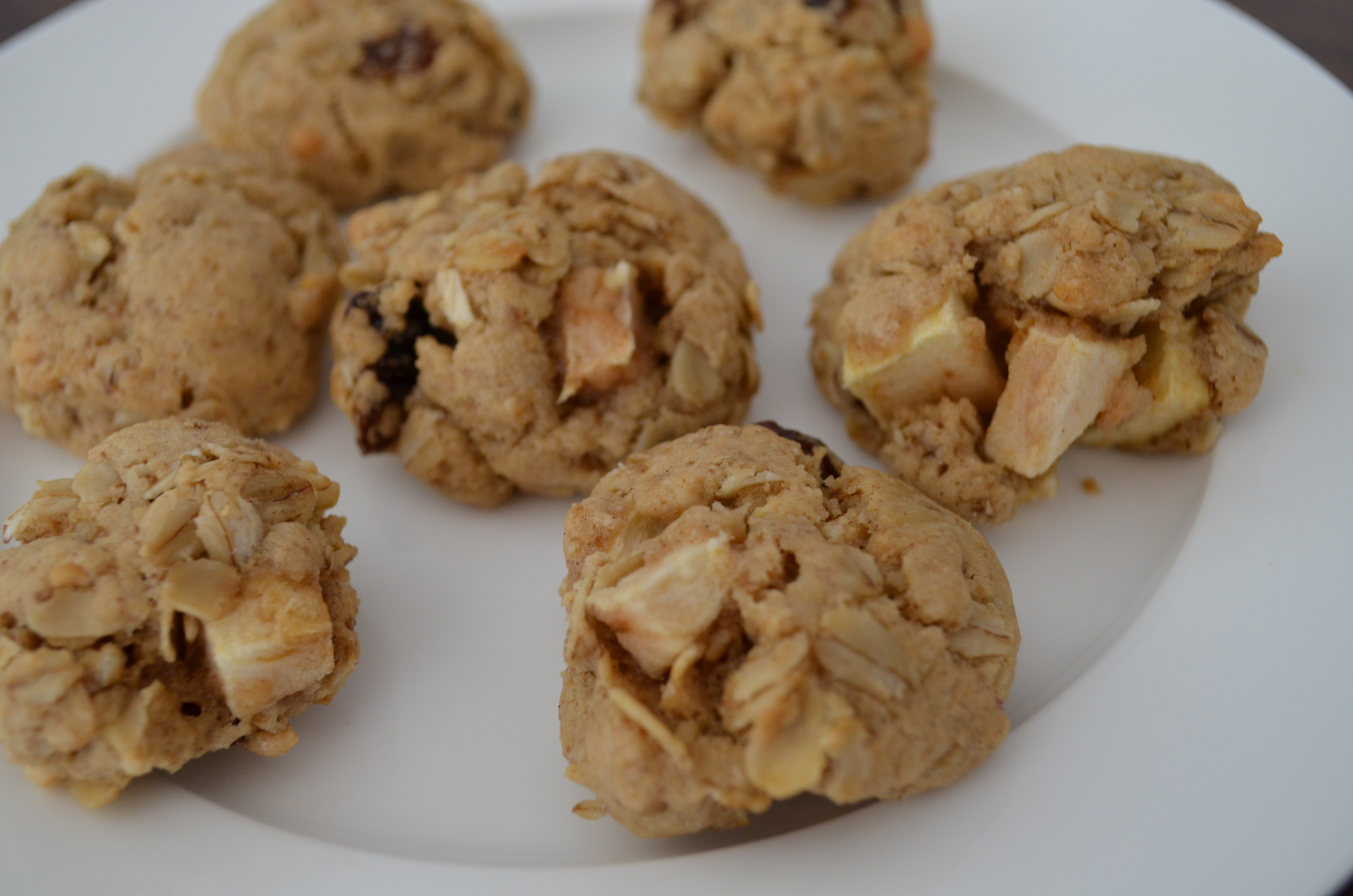 Peanut Butter Oatmeal Cookies Recipe — Dishmaps