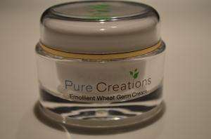 Pure Creations Emollient Wheat Germ Cream