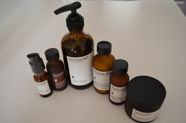 Perricone Products Review - Part I