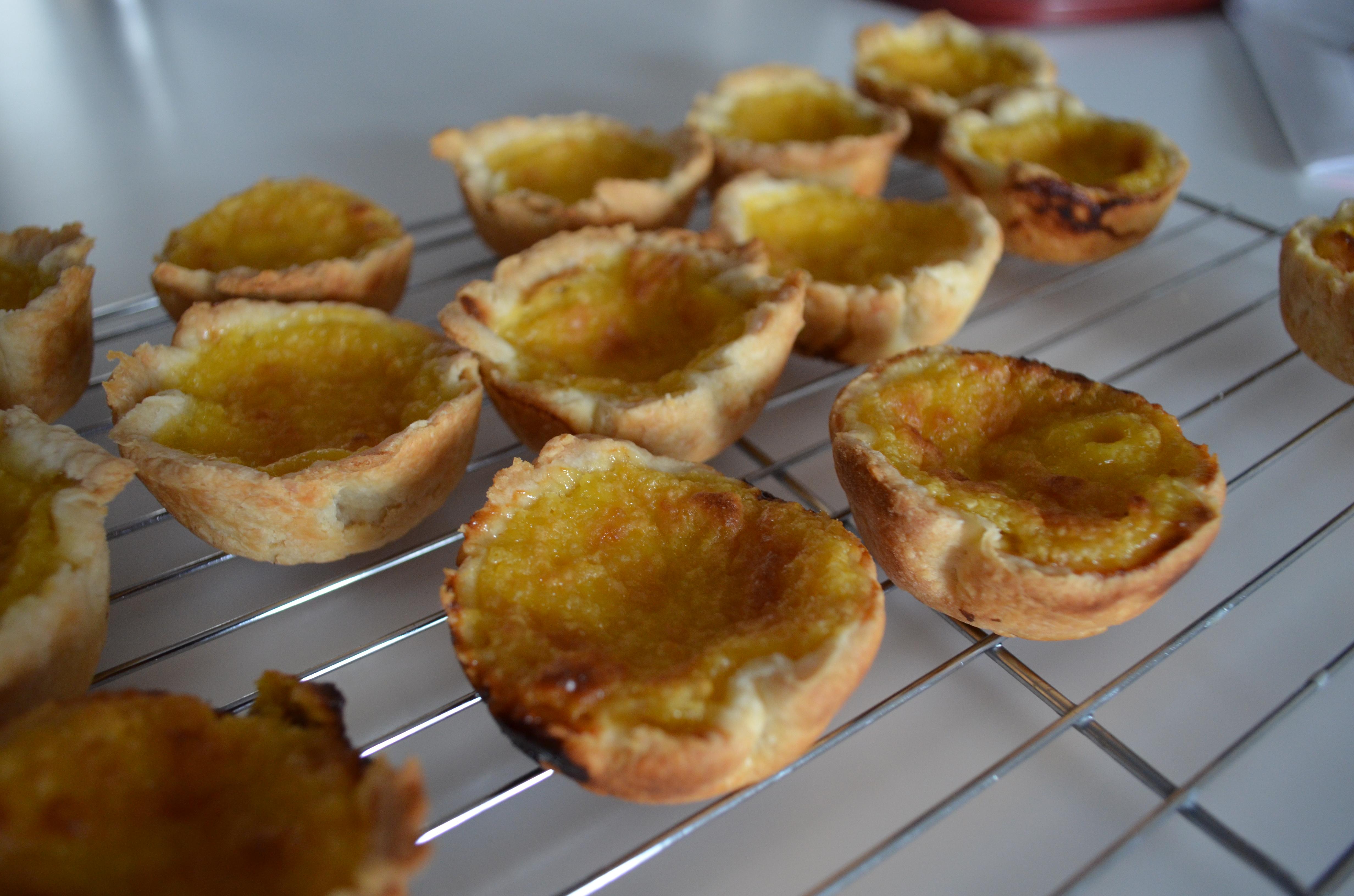 Portugese tarts au naturel essence for Essence magazine recipes