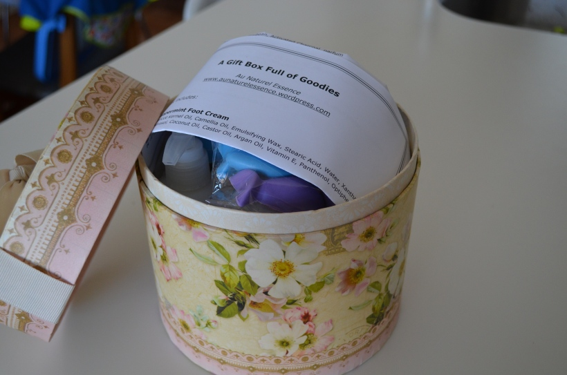 Gift Box of Goodies