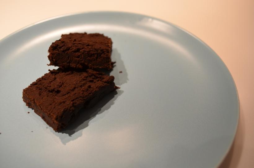 Delicious Black Bean Brownies