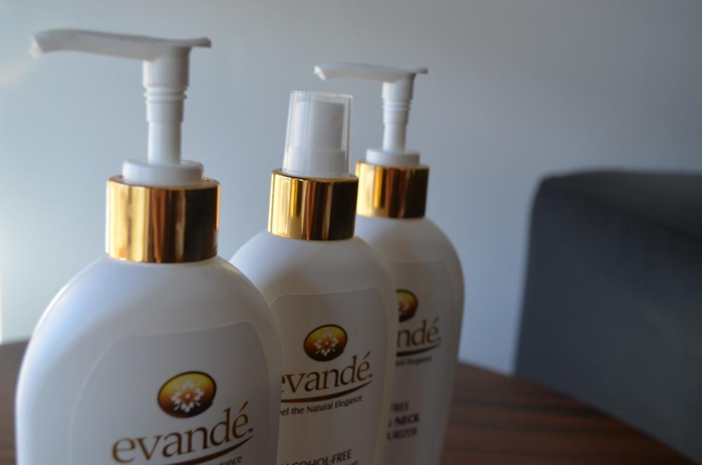 Evande Facial Care - A Product Review (4/6)