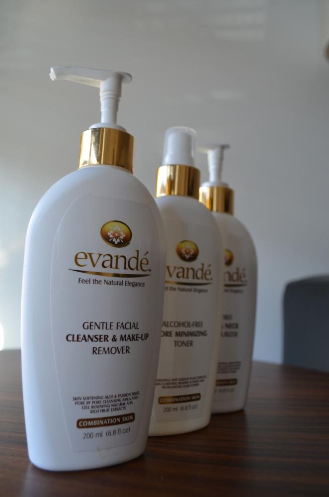 Evande Facial Care - A Product Review (1/6)