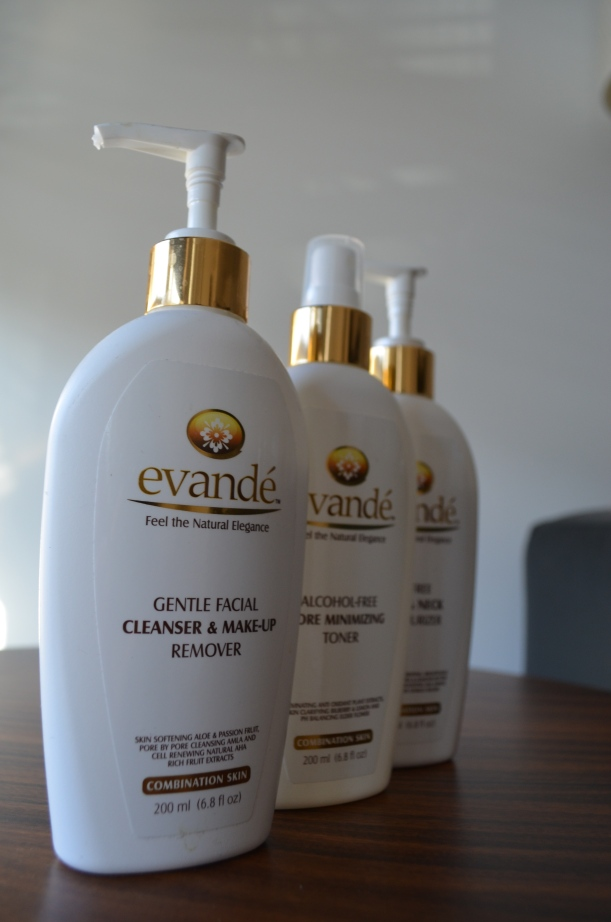 Evande Facial Care - A Product Review